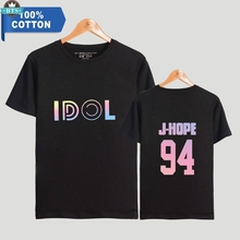 Bangtan7 Cotton Idol Member T-Shirts (28 Models)