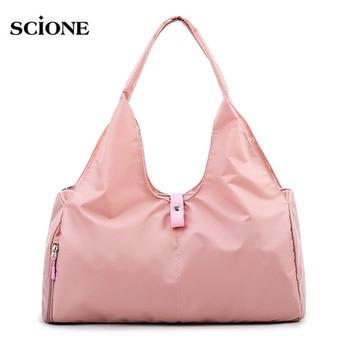 Scione Yoga Mat Bag Gym Fitness Bags for Women Men Training Sac De Sport Travel Gymtas Nylon Outdoor Sports Tas Sporttas XA441WA 6