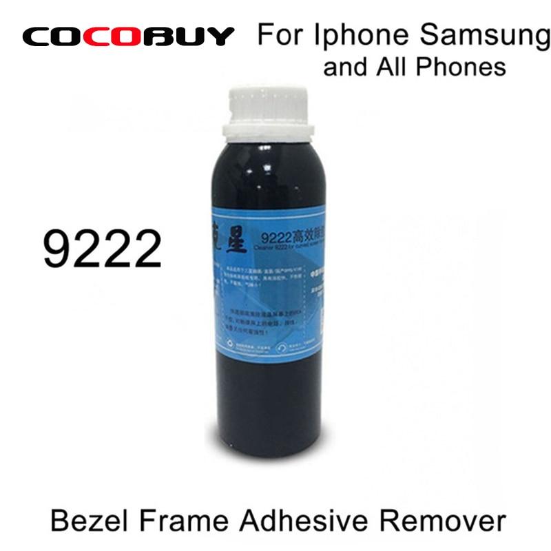 Frete Grátis 1 Garrafas 1000 ml Meio Frame/Moldura Removedor De Cola Para Todos Os Smartphones LCD Tela Reparação iphone samsung remover cola
