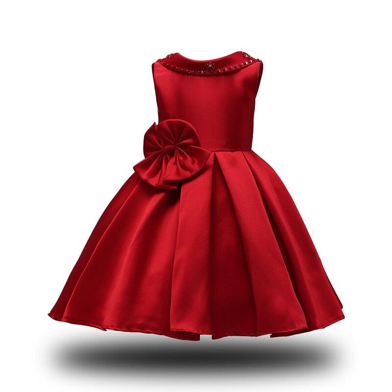 Comprar 2018 Nuevos Vestidos De Niña Las Flores Del Desfile