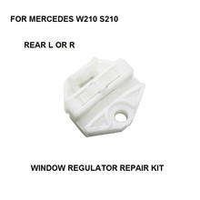 1991-2004 CLIPS FOR MERCEDES W210 S210 / VAUXHALL / OPEL ASTRA F / G / ASTRA C WINDOW REGULATOR REPAIR KIT REAR RIGHT OR LEFT