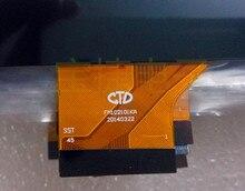 Negro 10.1 pulgadas CTD FM102101KA capacitiva pantalla táctil digitalizador del sensor de reemplazo cristal para tablet pc