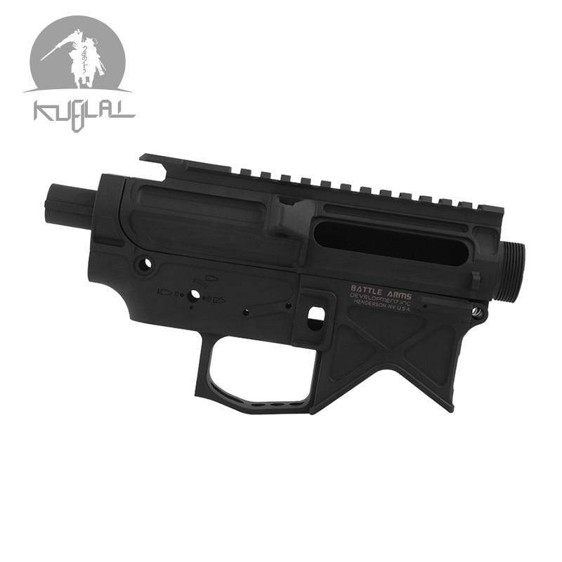 DB556 AEG récepteur pour boule de Gel blaster jeux d'eau jouets pistolets accessoires de remplacement