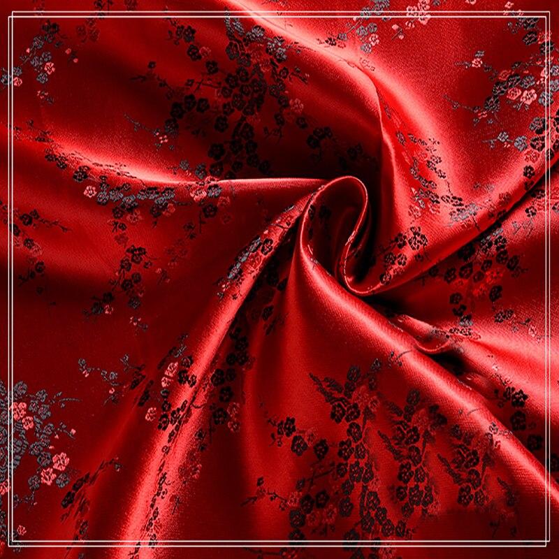 90 cm x 50 cm estilo Clásico de seda jacquard satén de tapicería jacquard Paño d