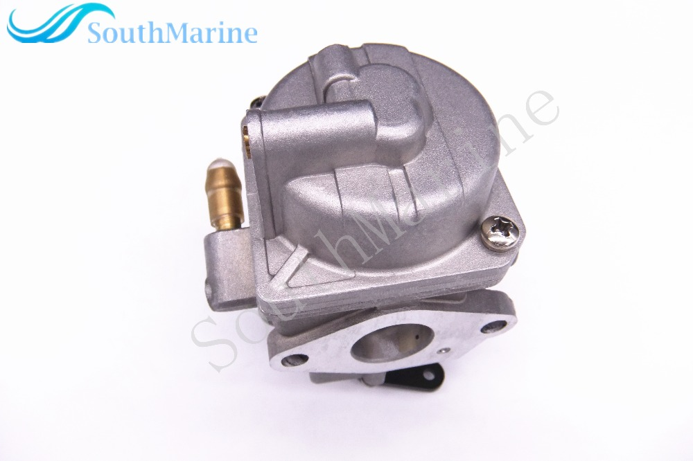 Boat Motor Carburetor 3R1-03200-1 803522T 3R1-03200-1-00 3AS-03200-0 for Tohatsu Nissan 4hp 5hp / Mercury 4hp 5hp 4T 4-stroke boat engine propeller 7 1 4x6 bs for yamaha 2 5hp 3hp 4hp 5hp f2 5a 3a malta outboard motor 7 1 4 x 6 bs free shipping