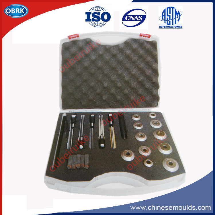 23PC Valve Refaces Dia.22 38mm Valve Seat Boring Cutter Upgrade Kit for Minincar With Grinding Wheel Valve Guide Pilot