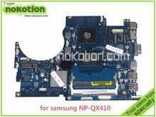 BA92 07034A BA92 07034B For samsung NP QX410 laptop font b motherboard b font intel HM55
