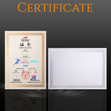 Cuckoo Gold stamping border thicken blank DIY A4 paper 15 sheets/bag certificate printable copy paper for children and employee