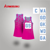 Good Quality New Style Netball Jersey