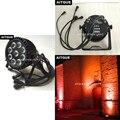 30 лота, сценические огни, водонепроницаемые, quad wash led 9x10 ватт, led par-прожектор RGB par 64 ip65, led wash light outdoor