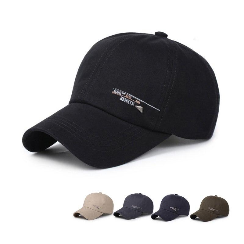 73b09e53 Hot Men Baseball Cap Tennis Hiking Ball Snapbacks Caps Breathable Team Hat  Apparel Accessories