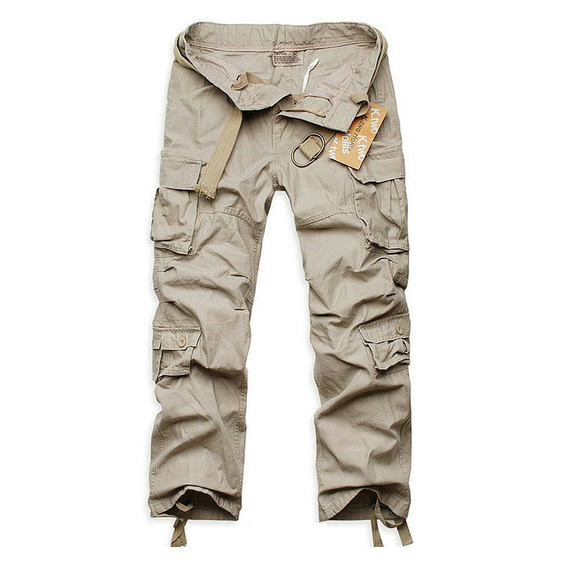 verde Cargo Oscuro B Libre Militar correa Tácticos Hombre Beige Caliente Algodón Pantalones Hombres negro De caqui Calidad camouflage camouflage A gris Militar Casuales Alta Pantalon TqSwU5