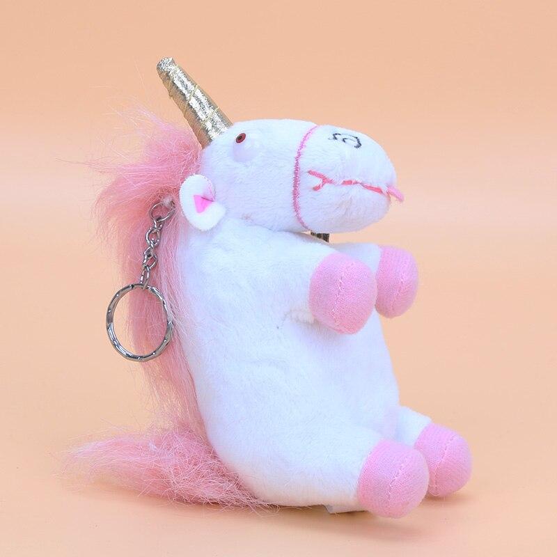 6-15cm-Plush-Toys-Unicorn-Plush-keyring-keychain-pendant-Soft-Stuffed-toys-5