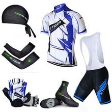 X-Tiger Summer Big Cycling Set ! Cycling Jersey MTB Bicycle
