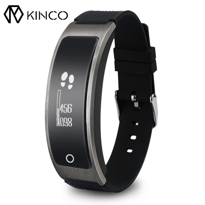 I8 Heart Rate Blood Pressure Monitor Dynamic Waterproof IP65 Smart Bracelet OLED Touch Screen Sport Wristband