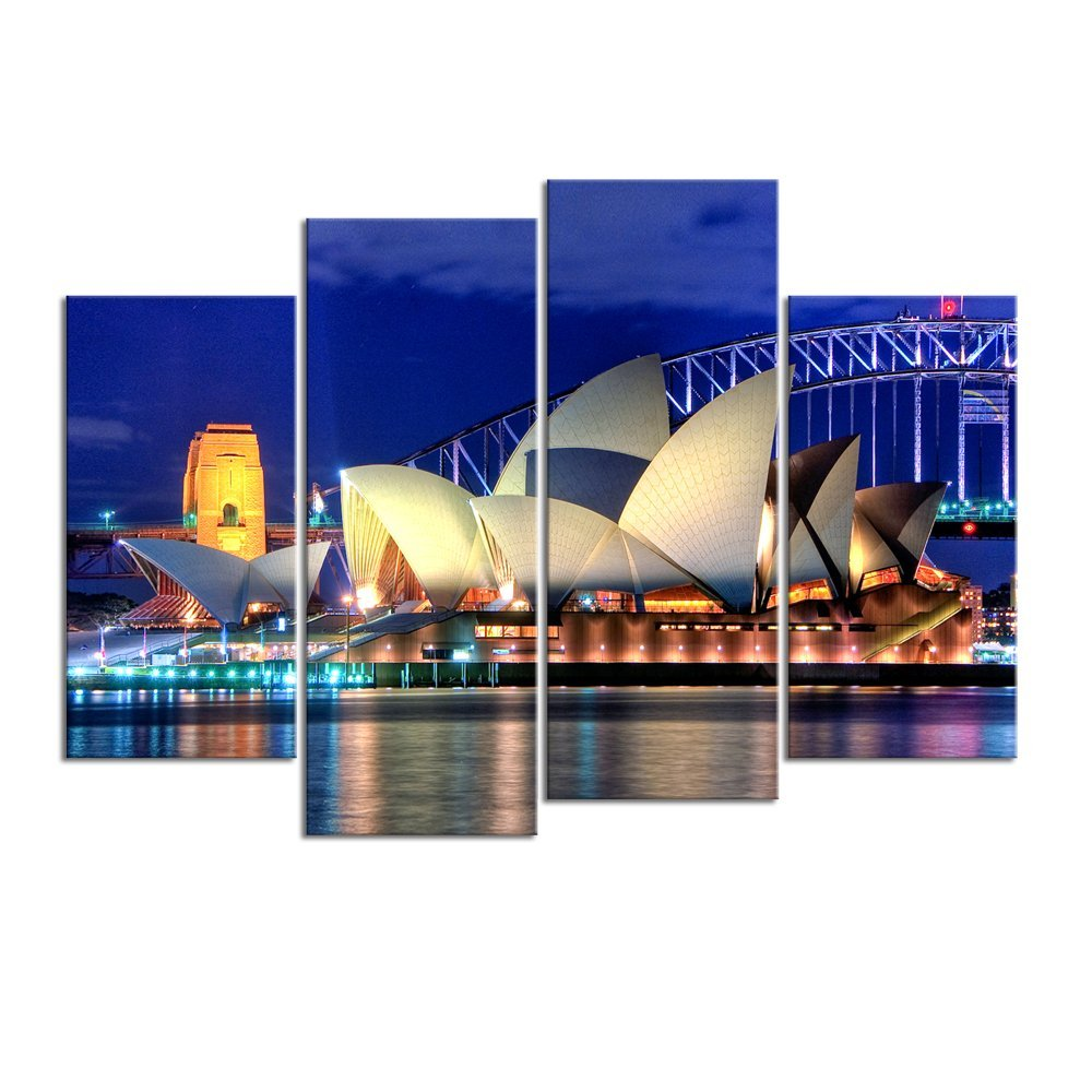 compare prices on wall art australia online shopping buy low canvas wall art sydney opera house sydney australia by anderson design group canvas art print