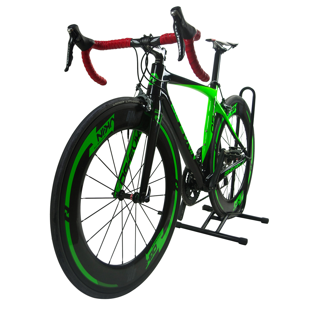 OG-EVKIN 2018 22 speed Super Light Aero Carbon Bicycle Road Complete Bike V brake Bicicleta Cycling R36 49/52/54/56cm og evkin high quality super light carbon bike frame road china 3k glossy di2 49 52 54 56cm 2017 bb386