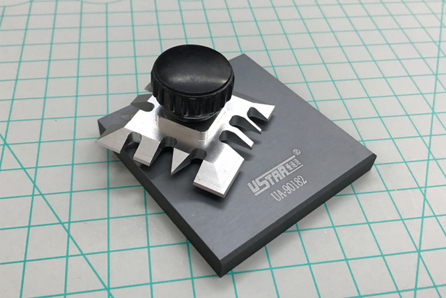 U-STAR UA90182 Models Tools Mini Table Vise  Model The Etched Chip Processing Vise For Photo-Etched Sheet Processing Model Building Kits TOOLS Gender: Unisex