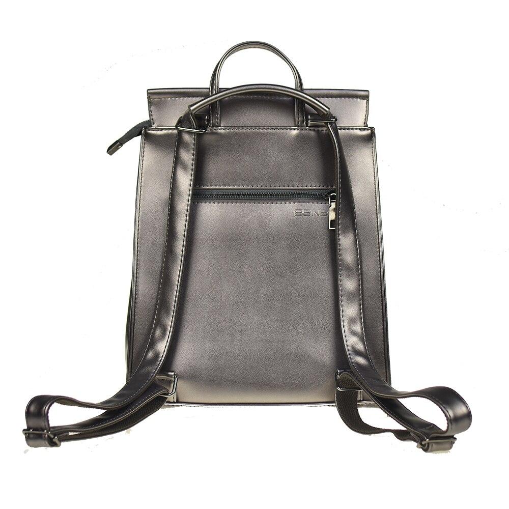 2017 Fashion Women Backpack High Quality Pu Leather Backpacks For Teenage Girls Female School Shoulder Bag Bagpack Mochila #5