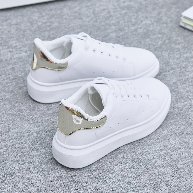 2019 New Women Vulcanize Shoes New sneakers Autumn Soft Comfortable Casual Shoes Fashion Lady Flats Female Vulcanize shoes