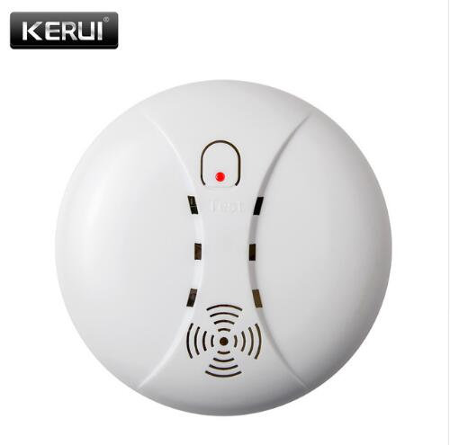 433MHz Portable Alarm Sensors Wireless Fire Smoke Detector for all of home security alarm system in our store new wired temperature adjustable detector for all the alarm system low high temperature alarm function led display alarm sensors