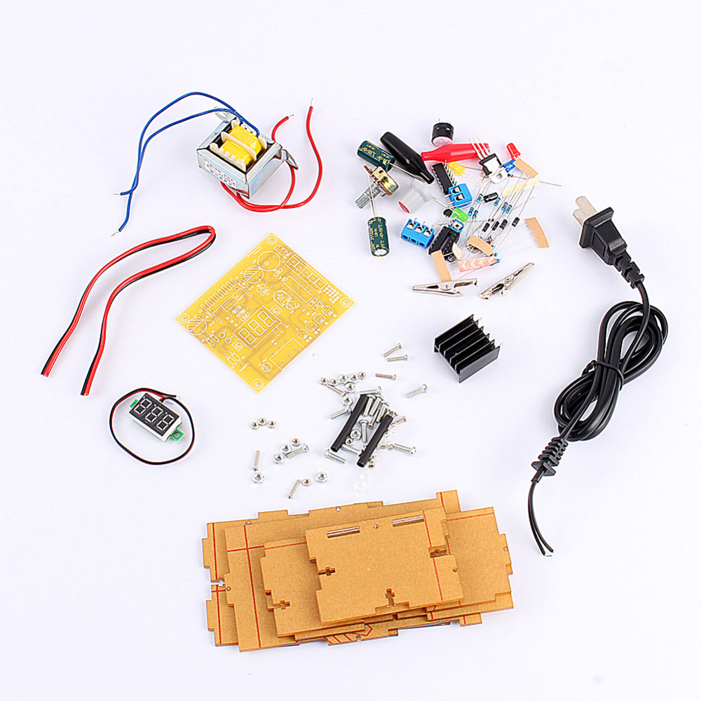 Snap Lm317 Adjustable Power Supply Photos On Pinterest 10a 1 30v Variable With Electronics Diy Upcomingcarshqcom