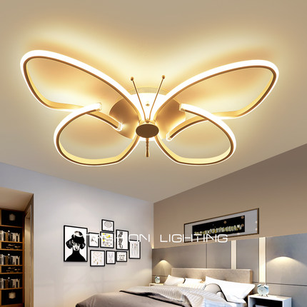 Led Ceiling Light with Remote Control Modern Ceiling Lamps for Living Room Home Lighting Kids Room Decoration Light Fixture