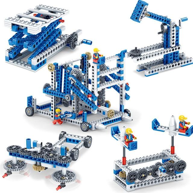 Mechanical Gear Technical Building Block Engineering ...