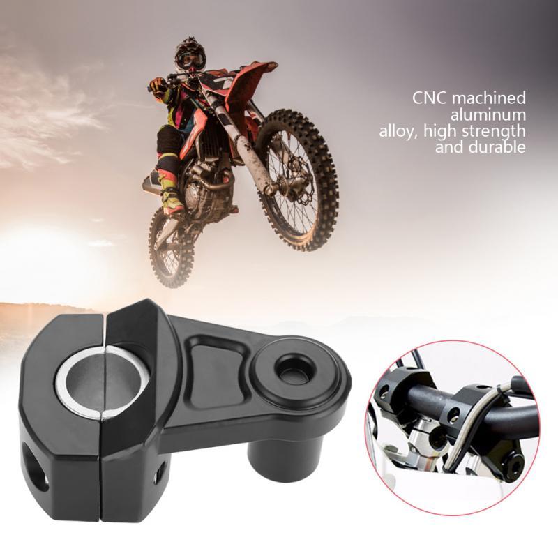 2Pcs Motorcycle Durable Handlebar Clamps Riser 12mm 28mm for Suzuki Yamaha Kawasaki BMW Honda Universal Motorcycle Parts New