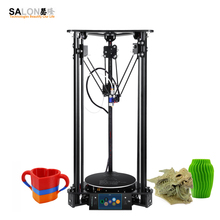 Sinis T1-Plus Multi-Language 3d House Printer 3.5″ Resistive Touch Screen Impressora 3d High Precision Digital Printer Aluminum