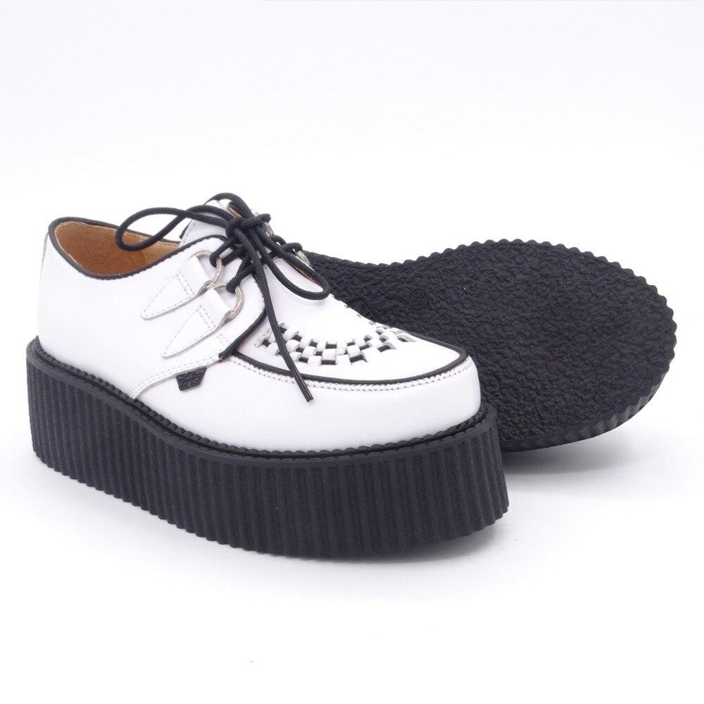 2018 Neue Mode Marke Männer Leder Casual Schuhe Slip Auf Männlichen Faulenzer Schwarz Bequeme Schuhe Non-slip Herren Gummi Schuhe Verkäufe Hell In Farbe Freizeitschuhe Für Herren