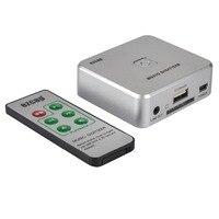 Lo nuevo ezcap 241 música digitalizador music converter convierte analógico a formato mp3 tarjeta USB Flash Drive/Sd para MP3 Player/Teléfono