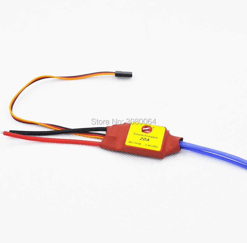 RND SimonK Firmware Electric Speed Controller 30A 40A 5V3A Brushless ESC 2-4S LIPO for FPV Multi rotor Quad Standard Edition