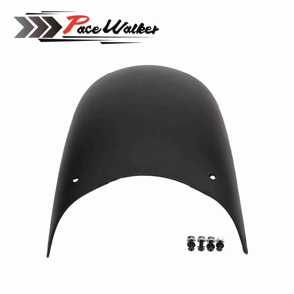 Universal Motorcycle Front rear plastic fender extension Extender for HONDA YAMAHA KAWASAKI BMW Benelli universal motorcycle brake fluid reservoir clutch tank oil fluid cup for mt 09 grips yamaha fz1 kawasaki z1000 honda steed bone