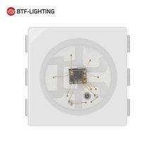 10 ~ 1000 pcs SK9822 (Similar APA102) LEDs Chips IC SMD 5050 RGB Para Faixa Tela, com DADOS e RELÓGIO separadamente DC5V