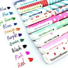 Kandelia worldwide гелевые магазине акварель корейский ручки канцелярские стиль набор цвет