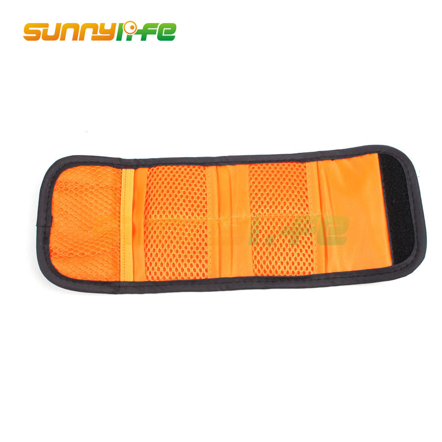 Sunnylife Lens Filter Bag MCUV CPL ND Filters Bolsa de almacenamiento - Cámara y foto - foto 2