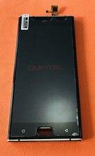 בשימוש המקורי LCD תצוגת מסך + מסך מגע + מסגרת עבור Oukitel K3 MTK6750T אוקטה Core 5.5 אינץ FHD משלוח חינם