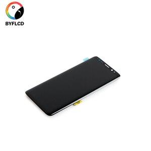 Image 2 - Nuevo Lcd Original para pantalla Samsung S9 Plus en teléfono móvil G965F con marco o sin marco para Samsang galaxy S9 + pantalla