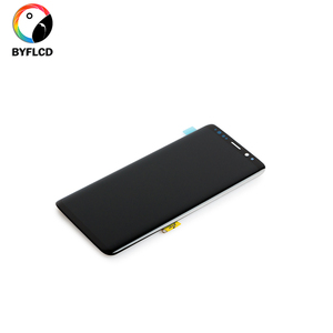 Image 2 - Nuovo Lcd Originale Per Samsung S9 Plus Screen Nel Telefono Cellulare G965F Con Telaio O Senza Cornice Per Samsang galaxy S9 + Display