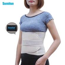 fabfd1d3e81 Sumifun Men And Women Adjustable Elstiac Waist Belt Lumbar Back Support  Exercise Belts Brace Support Slimming