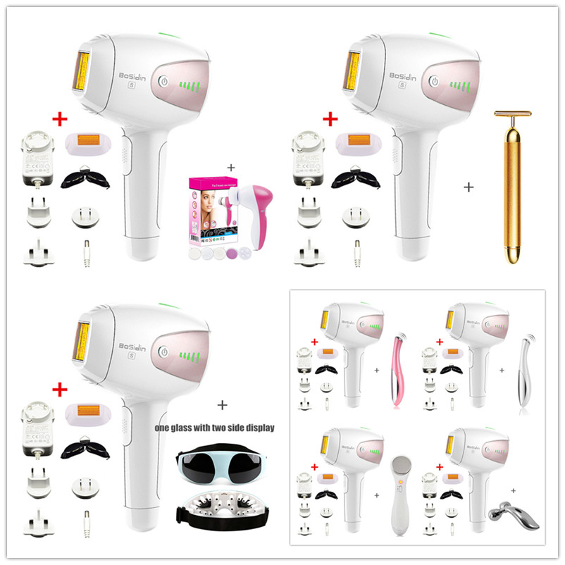 2018 depilador a laser Home Laser Hair Removal Facial Bikini Armpit Permanent Hair Removal Device IPL Electric Hair Remover