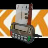 Lecteurs de cartes à puce Yongkaida avec lecteur de cartes à puce facile à utiliser avec broche ACR83