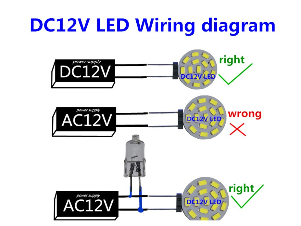 10pcs led G4 12V flat bulb 12v g4 round plate circular pie g4 12v flat on