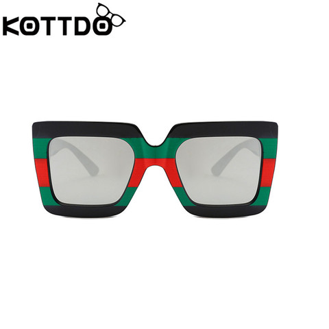 KOTTDO 2018 New Kids Sunglasses Square UV400 Sunglasses  Children Sun Glasses Cool Sunglasses For Girls Boys Oculos De Sol Lahore