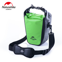 NatureHike Camera Bag Waterproof Photo Brand New Photography Camera Video Bag Small Mochila Camera Outdoor 500D PVC