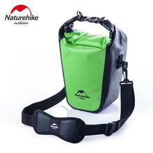 NatureHike Camera Bag Waterproof Photo Brand New Photography Camera Video Bag Small Mochila Camera Outdoor 500D PVC