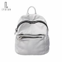 Новинка 2017 года из стираной кожи сумка мягкая Большой Ёмкость молнии Мумия сумка большая молния рюкзак летние дизайнерские Рюкзаки