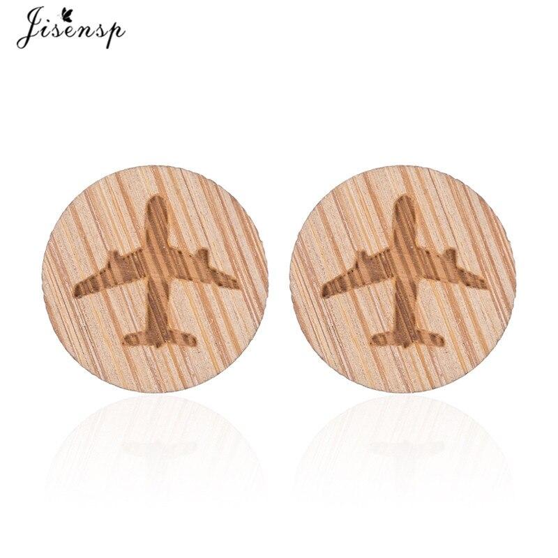 plane earrings