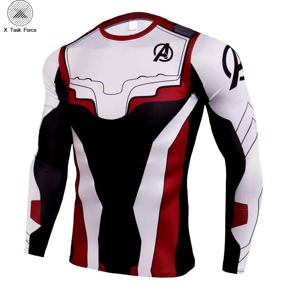 Мужская футболка 2019 Мстители 4 футболка символ бесконечности футболка 3D металлические топы с героями Марвел Капитан тройники модная одежда супергероя